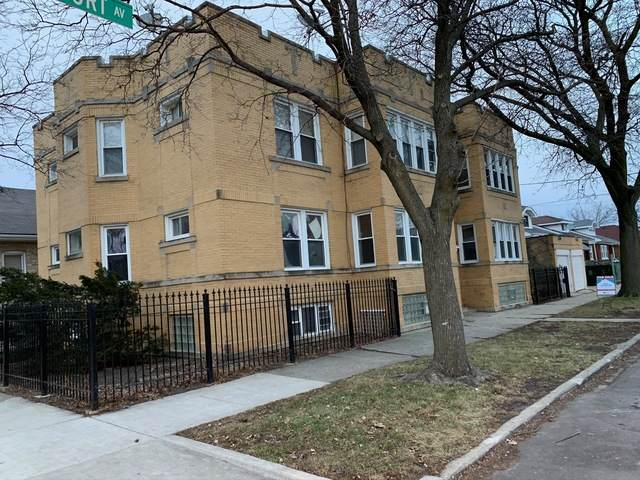 5005 Newport Avenue, Chicago, IL 60641 (MLS #10642258) :: The Wexler Group at Keller Williams Preferred Realty