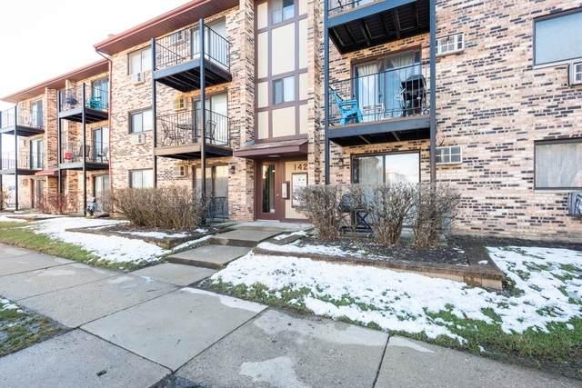142 Klein Creek Court A, Carol Stream, IL 60188 (MLS #10642276) :: Suburban Life Realty