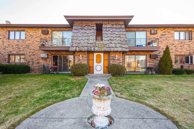 5739 129th Street 1A, Crestwood, IL 60418 (MLS #10642278) :: Touchstone Group