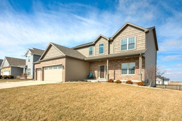 2708 Red Rock Road, Normal, IL 61761 (MLS #10642331) :: Angela Walker Homes Real Estate Group