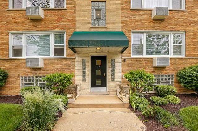 17 W Cossitt Avenue 1A, La Grange, IL 60525 (MLS #10642355) :: Angela Walker Homes Real Estate Group