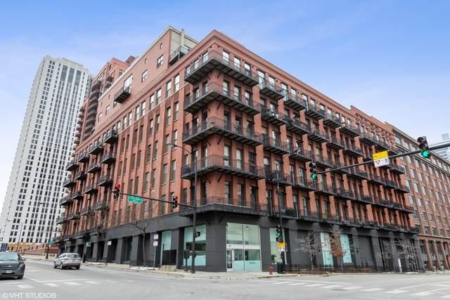 616 W Fulton Street #317, Chicago, IL 60661 (MLS #10642359) :: Ryan Dallas Real Estate