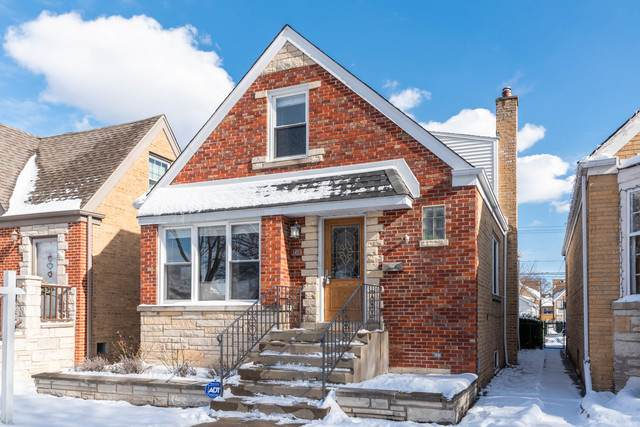 3455 N Nottingham Avenue, Chicago, IL 60634 (MLS #10642361) :: Berkshire Hathaway HomeServices Snyder Real Estate