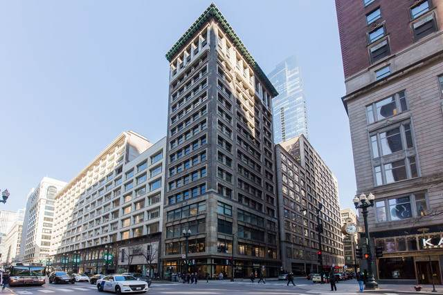 6 E Monroe Street #1204, Chicago, IL 60603 (MLS #10642434) :: Helen Oliveri Real Estate