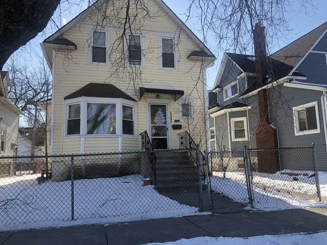 5103 W 22nd Place, Cicero, IL 60804 (MLS #10642450) :: Century 21 Affiliated