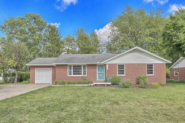 1906 Lynwood Drive, Champaign, IL 61821 (MLS #10642458) :: Ryan Dallas Real Estate