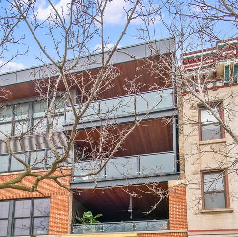 1902 W Division Street 4N, Chicago, IL 60622 (MLS #10642482) :: Property Consultants Realty