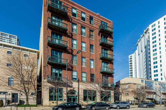 1632 S Indiana Avenue #406, Chicago, IL 60616 (MLS #10642485) :: Touchstone Group