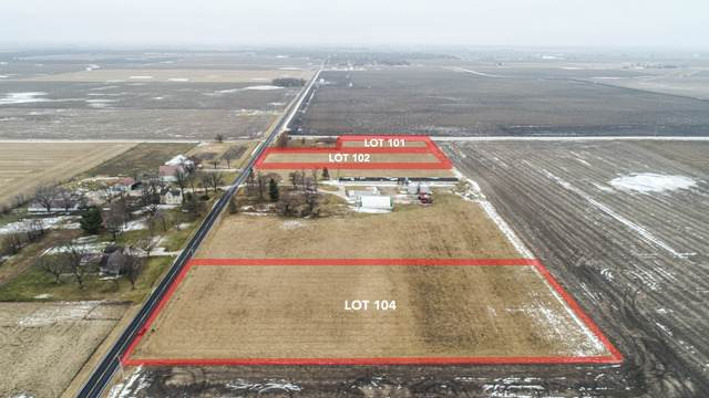 LOT 104 Cr 600 E Road, Fisher, IL 61843 (MLS #10642493) :: Littlefield Group