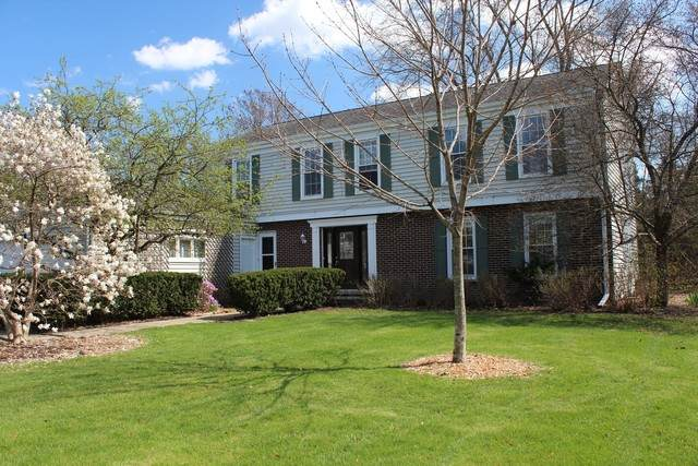 7 Fox Trail, Lincolnshire, IL 60069 (MLS #10642506) :: Helen Oliveri Real Estate