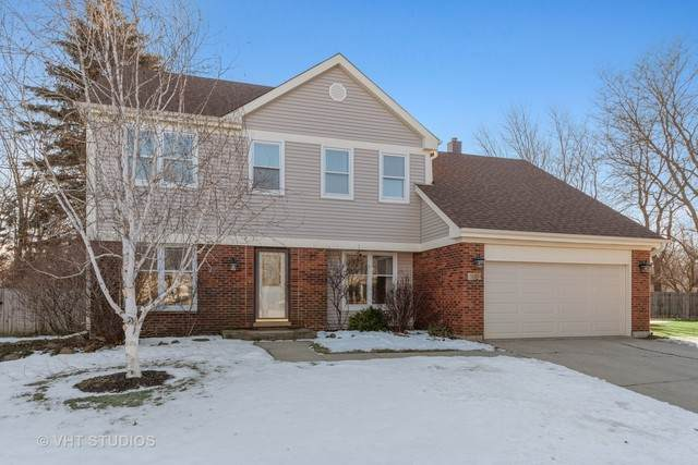 1118 Brandywyn Court, Buffalo Grove, IL 60089 (MLS #10642525) :: Berkshire Hathaway HomeServices Snyder Real Estate