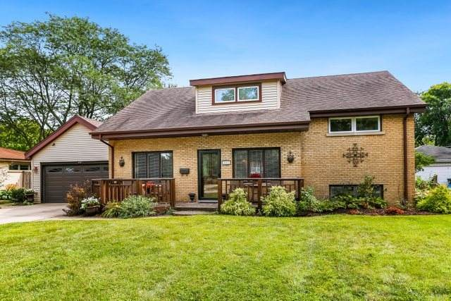 447 Bunning Drive, Downers Grove, IL 60516 (MLS #10642527) :: Ryan Dallas Real Estate