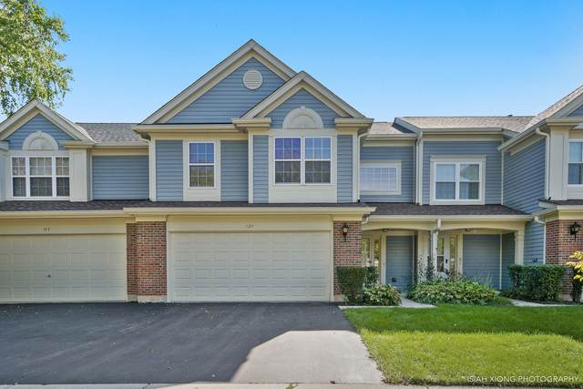 121 Crescent Lane #121, Schaumburg, IL 60193 (MLS #10642550) :: Property Consultants Realty