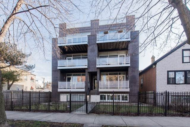 1509 N Campbell Avenue 1S, Chicago, IL 60622 (MLS #10642553) :: Property Consultants Realty