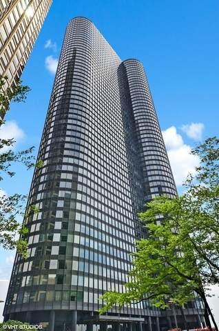 155 N Harbor Drive 3501-02, Chicago, IL 60601 (MLS #10642713) :: Helen Oliveri Real Estate