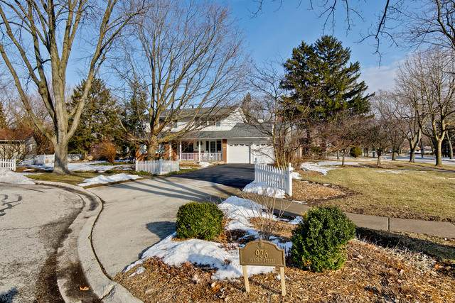 936 Oxford Street, Downers Grove, IL 60516 (MLS #10642732) :: Ryan Dallas Real Estate