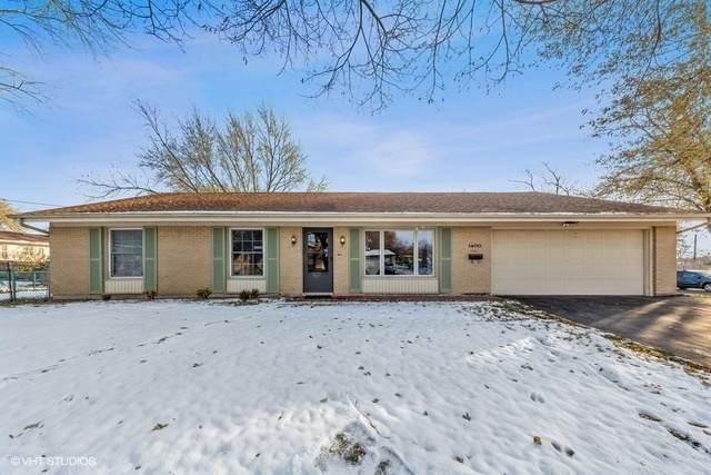 1400 Yorkshire Drive, Hanover Park, IL 60133 (MLS #10642768) :: John Lyons Real Estate