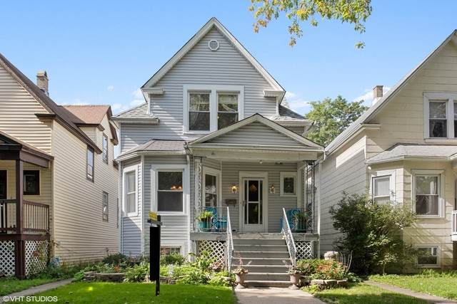 4722 N Hamlin Avenue, Chicago, IL 60625 (MLS #10642774) :: The Dena Furlow Team - Keller Williams Realty