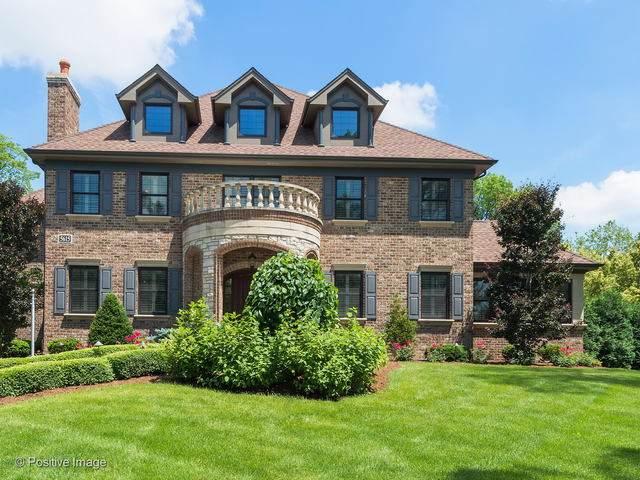 5615 Childs Avenue, Hinsdale, IL 60521 (MLS #10642775) :: John Lyons Real Estate