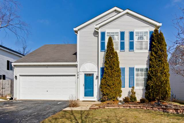382 E Quaker Hollow Lane, Round Lake Beach, IL 60073 (MLS #10642783) :: Ryan Dallas Real Estate