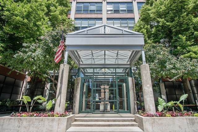 1800 W Roscoe Street #414, Chicago, IL 60657 (MLS #10642806) :: Touchstone Group