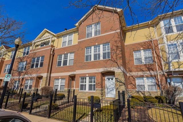 333 W Wesley Street, Wheaton, IL 60187 (MLS #10642832) :: Ryan Dallas Real Estate