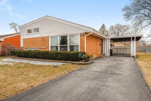 7449 Emerson Street, Morton Grove, IL 60053 (MLS #10642905) :: Helen Oliveri Real Estate
