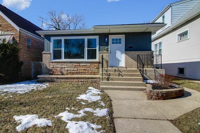 3444 N Neenah Avenue, Chicago, IL 60634 (MLS #10642909) :: Berkshire Hathaway HomeServices Snyder Real Estate
