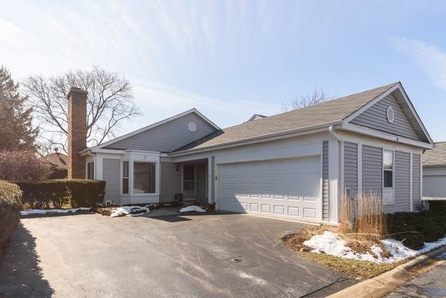 10 The Court Of Hidden Bay Court, Northbrook, IL 60062 (MLS #10642934) :: The Spaniak Team