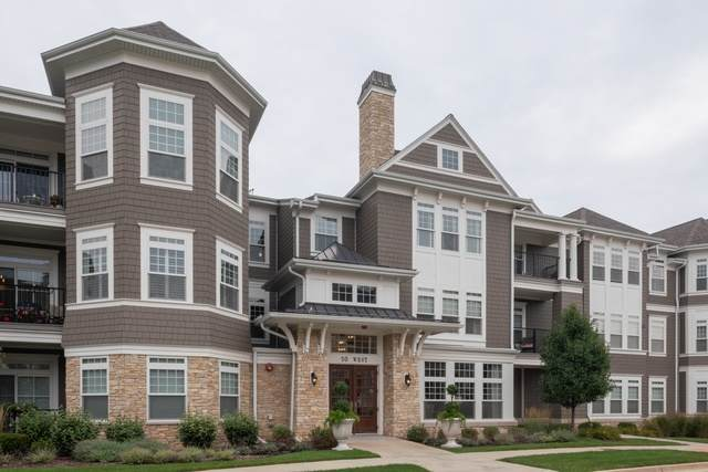 50 W Kennedy Lane #303, Hinsdale, IL 60521 (MLS #10642950) :: Century 21 Affiliated