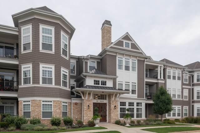 50 W Kennedy Lane #303, Hinsdale, IL 60521 (MLS #10642950) :: John Lyons Real Estate