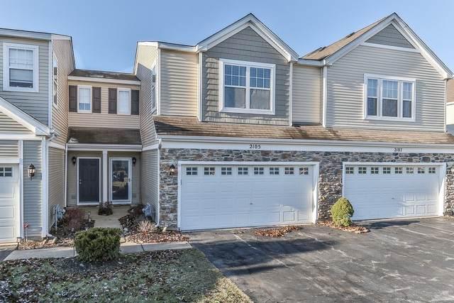 2105 Limestone Lane, Carpentersville, IL 60110 (MLS #10643035) :: John Lyons Real Estate