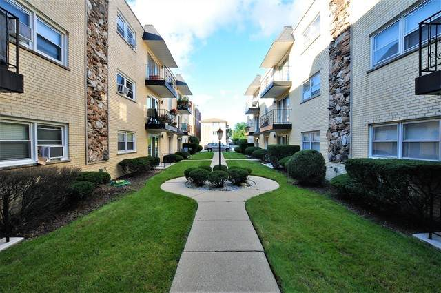 6482 N Northwest Highway #205, Chicago, IL 60631 (MLS #10643051) :: Helen Oliveri Real Estate