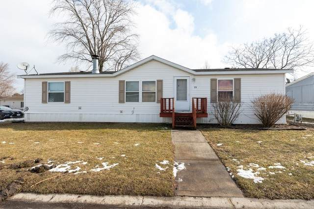 95 Carriage Lane, Sauk Village, IL 60411 (MLS #10643117) :: Property Consultants Realty