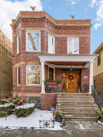 3734 N Leavitt Street, Chicago, IL 60618 (MLS #10643153) :: Touchstone Group