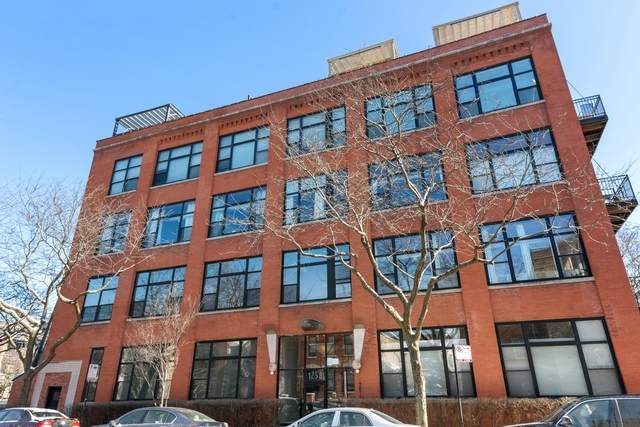 1259 N Wood Street #306, Chicago, IL 60622 (MLS #10643191) :: Property Consultants Realty