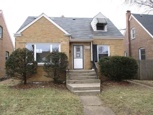 9209 S 50th Avenue, Oak Lawn, IL 60453 (MLS #10643202) :: The Dena Furlow Team - Keller Williams Realty