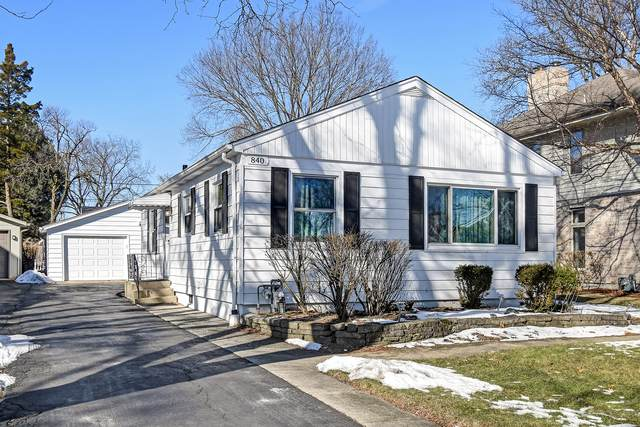 840 S Thurlow Street, Hinsdale, IL 60521 (MLS #10643231) :: John Lyons Real Estate
