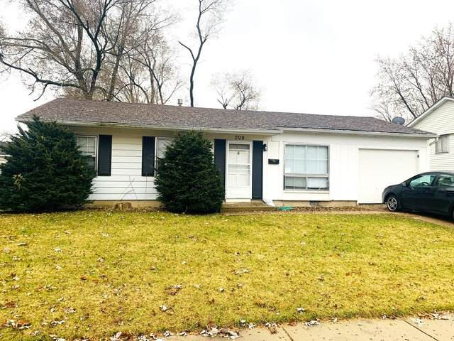 209 Murphy Drive, Romeoville, IL 60446 (MLS #10643250) :: The Wexler Group at Keller Williams Preferred Realty
