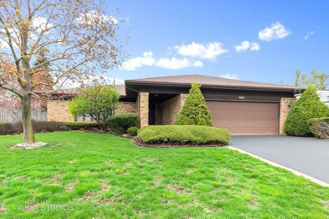 525 Kirkwood Cove, Burr Ridge, IL 60527 (MLS #10643276) :: Berkshire Hathaway HomeServices Snyder Real Estate