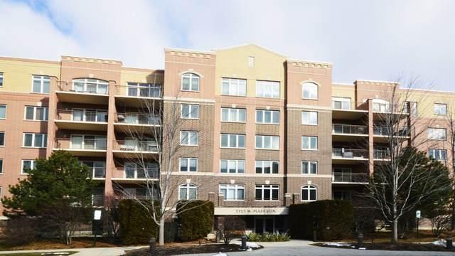5155 Madison Street #408, Skokie, IL 60077 (MLS #10643293) :: BN Homes Group
