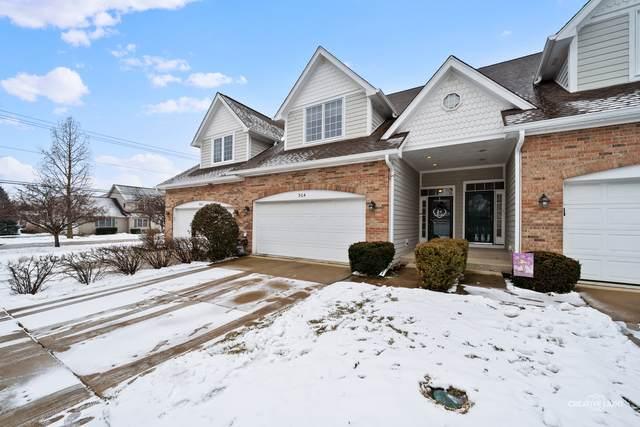 304 Cimarron Road E, Lombard, IL 60148 (MLS #10643296) :: Angela Walker Homes Real Estate Group