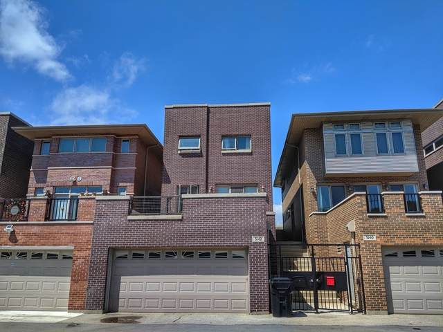 3142 S Stewart Avenue, Chicago, IL 60616 (MLS #10643321) :: John Lyons Real Estate