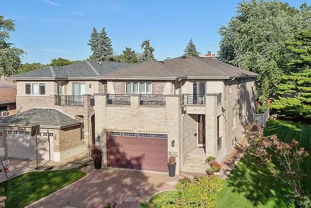 2517 N East Brook Road, Elmwood Park, IL 60707 (MLS #10643340) :: Angela Walker Homes Real Estate Group