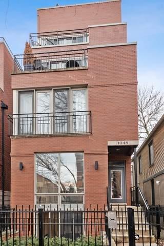 1048 N Wolcott Avenue #1, Chicago, IL 60622 (MLS #10643351) :: Janet Jurich
