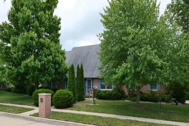 402 Beringer Circle, Urbana, IL 61802 (MLS #10643360) :: Lewke Partners