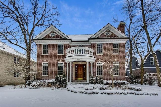 430 South Avenue, Glencoe, IL 60022 (MLS #10643381) :: John Lyons Real Estate