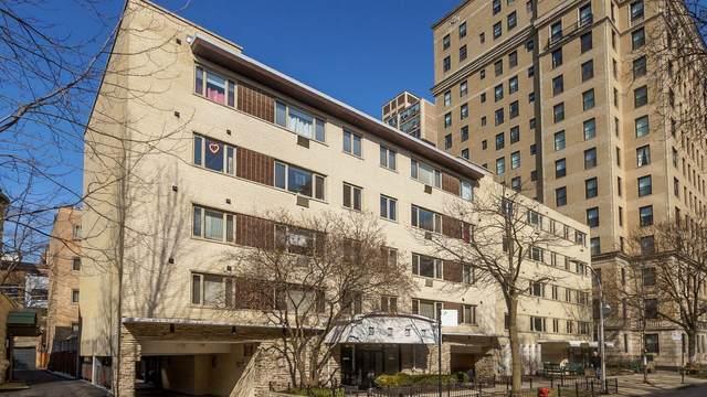 426 W Barry Avenue #307, Chicago, IL 60657 (MLS #10643408) :: Baz Network | Keller Williams Elite