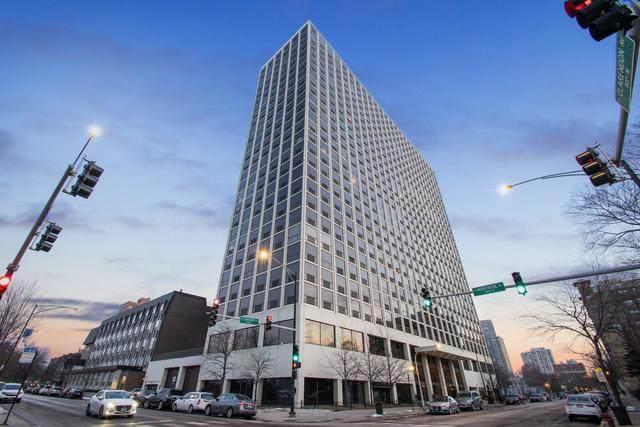 4343 N Clarendon Avenue #715, Chicago, IL 60613 (MLS #10643414) :: Lewke Partners