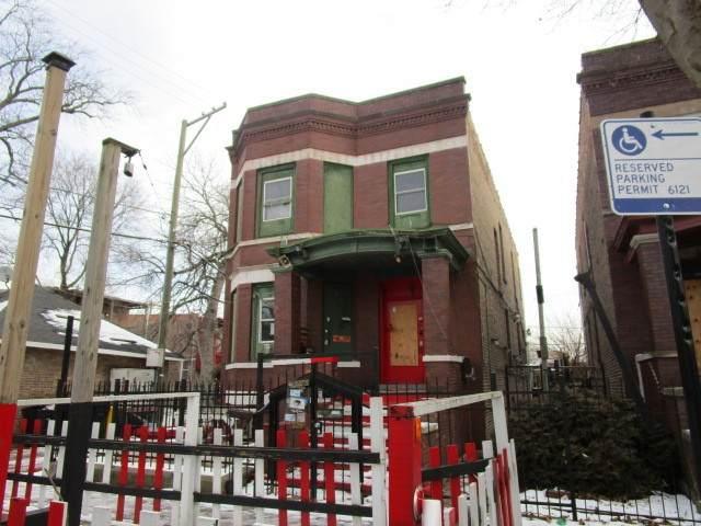 6715 S Marshfield Avenue, Chicago, IL 60636 (MLS #10643462) :: John Lyons Real Estate
